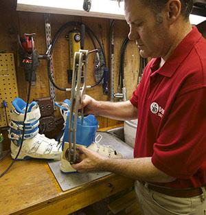 Ski Boot Repairs