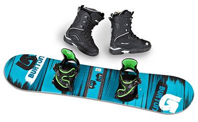Junior Snowboard Rentals