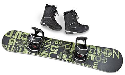 Teen Snowboard Rentals