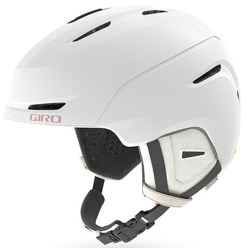 White GIRO helmet