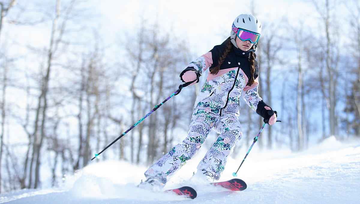 Ski and Snowboard Goggles and Helmets